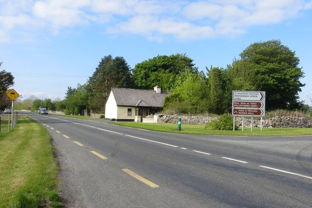 Near Ballintubber Abbey