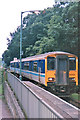 TG2140 : A Norwich train at Roughton Road by John Sutton