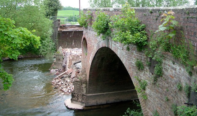 Eastham Bridge collapse 24th May 2016