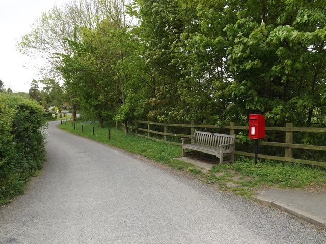 Flynn Lane & Fountain Postbox