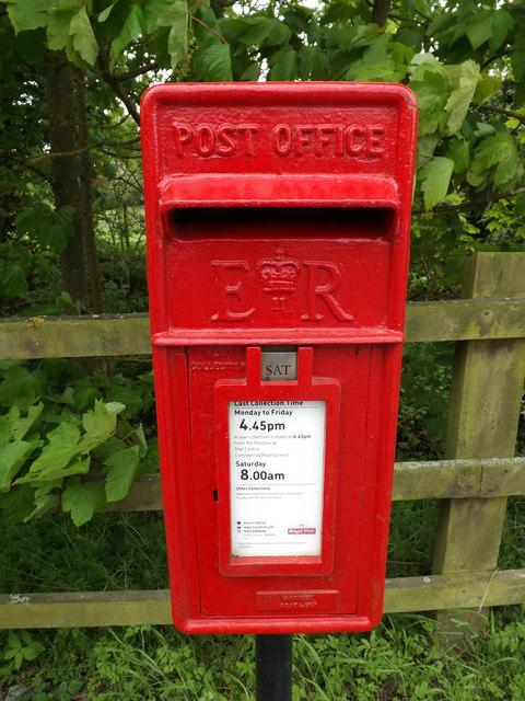 Fountain Postbox