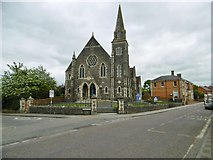 ST8026 : Gillingham Methodist Church by Mike Faherty