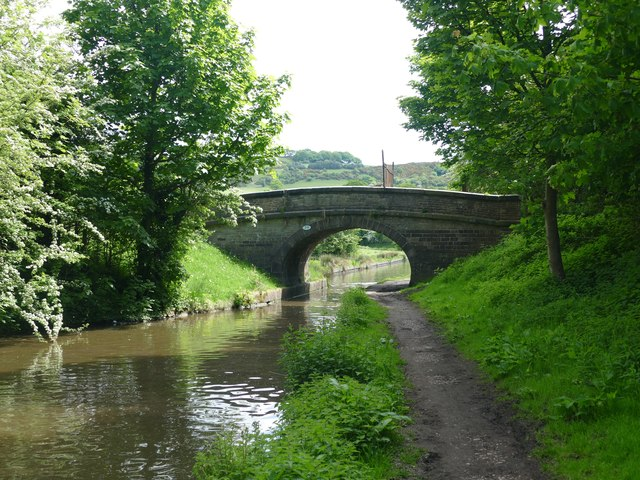 Bridge 36 on the Macclesfield Canal