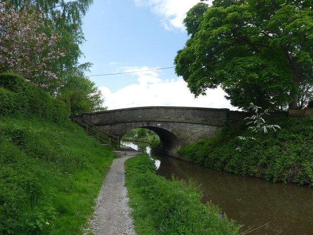 Bridge 35 on the Macclesfield Canal