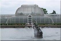 TQ1876 : The Palm House, Kew Gardens by Jim Barton