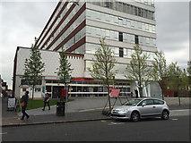 SP0687 : Warstone Lane Post Office, Vyse Street, Birmingham Jewellery Quarter by Robin Stott