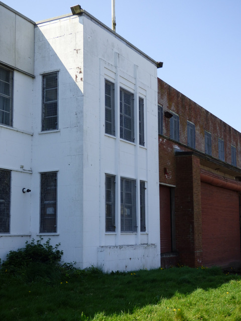 Former Blacks of Greenock factory