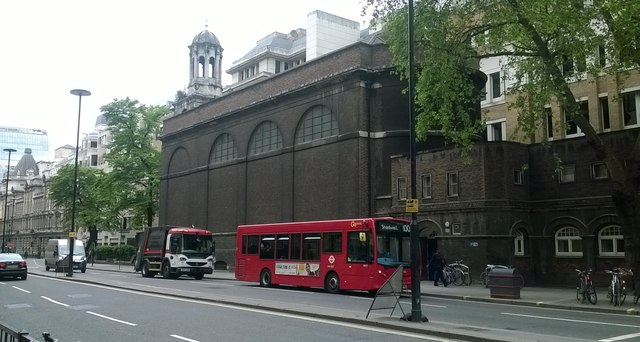 All Hallows on the Wall, London EC2