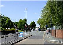 SO9097 : Lea Road in Wolverhampton by Roger  Kidd