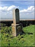 TQ7178 : Obelisk, Lower Hope Point by Chris Whippet
