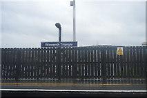 SU7771 : Winnersh Triangle Station by N Chadwick
