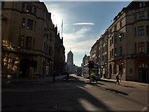 SP5105 : Tom Tower by Iain Tullis