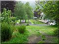 NN6308 : Footpath descending to centre of Callander by Trevor Littlewood