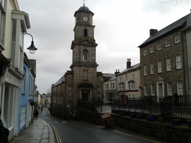 Lower Market Street, Penryn