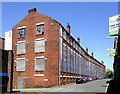 SO9197 : Pool Street in Wolverhampton by Roger  Kidd