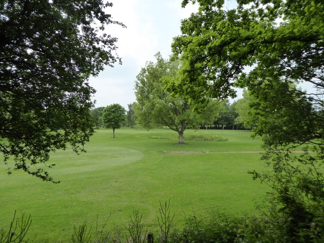 Alsager Golf Course