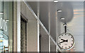 J3373 : Canavan clock, Bedford Street, Belfast (May 2016) by Albert Bridge
