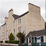 NM8530 : Tenement, Nursery Lane/Hamilton Park Terrace, Oban - May 2016 by The Carlisle Kid