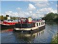 SE6713 : Ethel Community Barge by Jonathan Clitheroe