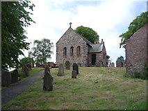 NY3459 : St Marys Church, Beaumont by JThomas