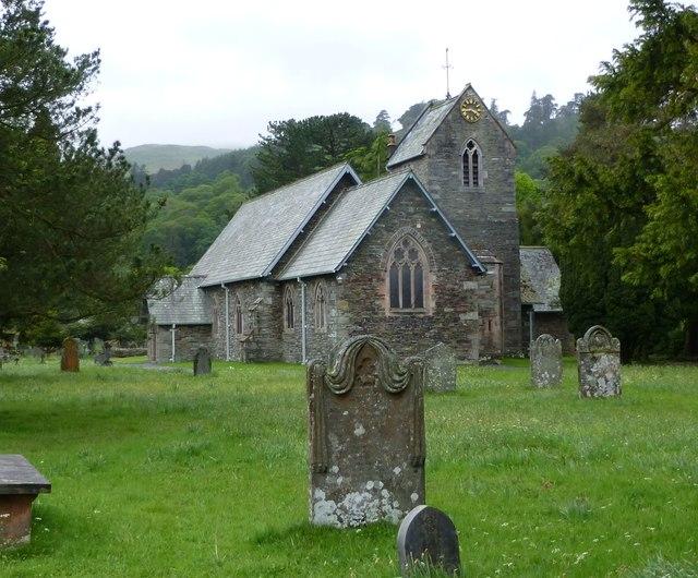 Saint Patrick's Anglican/Methodist Church Patterdale