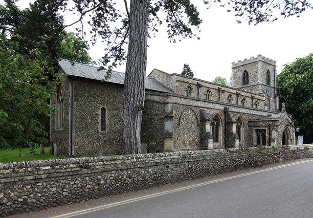 St Mary, Sawston