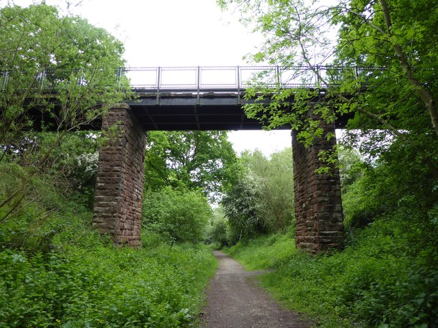 Bridge over the Merelake Way