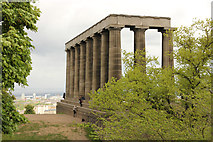 NT2674 : National Monument of Scotland by Richard Croft