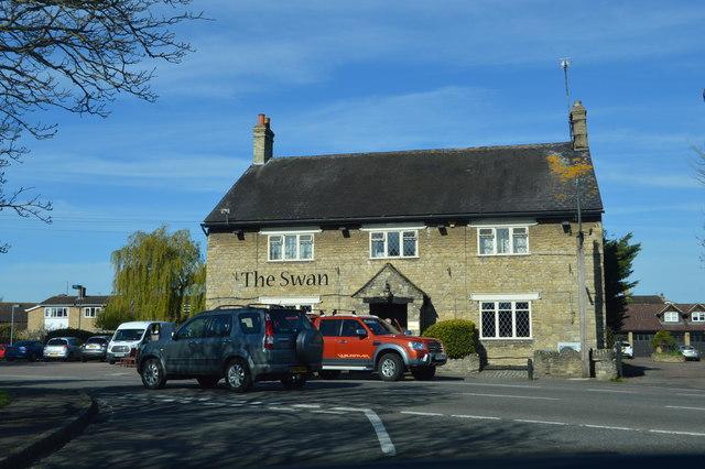 The Swan, Bromham