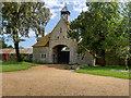 SU3802 : Beaulieu Clock and Clock Tower by David Dixon
