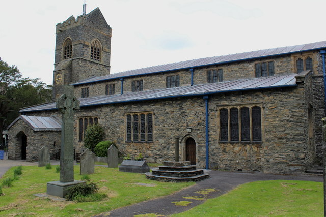 Church of St Martin, Bowness-on-Windermere
