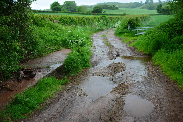 Ford at Stowey Brook