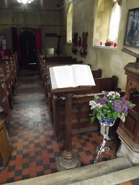 St.Andrew's Church Lectern