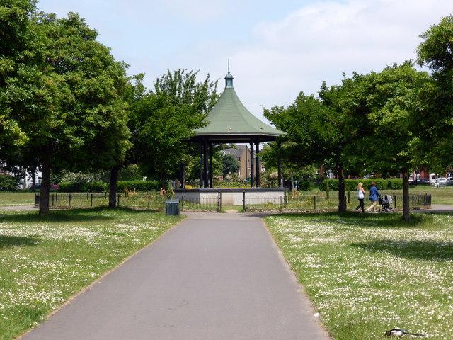 Bandstand, Elthorne Park