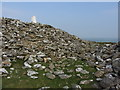 SN1533 : Trig point on Foel Drygarn by Gareth James