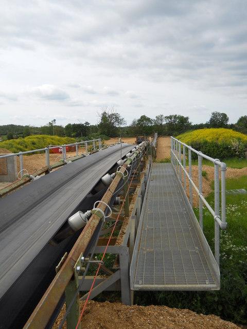 And on the conveyor belt tonight....