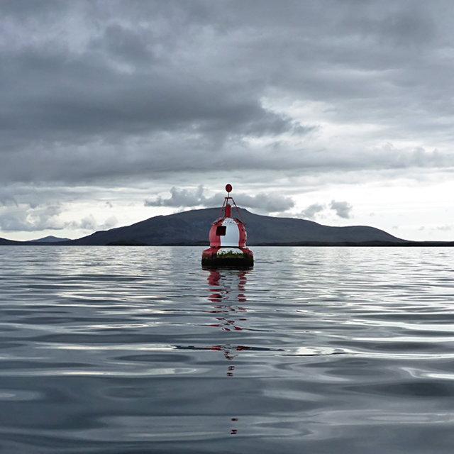 Loch nan Carnan Landfall Buoy