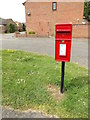 TM0954 : Limetree Close Postbox by Adrian Cable