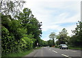 SP0275 : A441 Near Hopwood Court by Roy Hughes