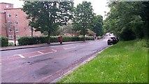 TQ3472 : View down Sydenham Hill by David Martin