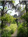 TQ5509 : Michelham Priory - from its Kitchen Garden by Rob Farrow