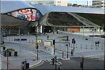 SP0786 : New Street station entrance by Derek Bennett