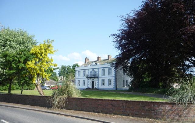 Moorhouse Hall