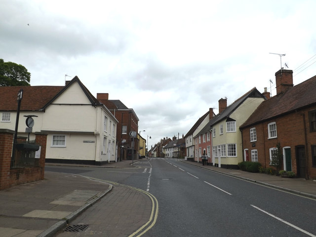 B1113 High Street, Needham Market