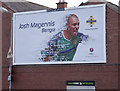 J5082 : Euro 2016 poster, Bangor by Rossographer