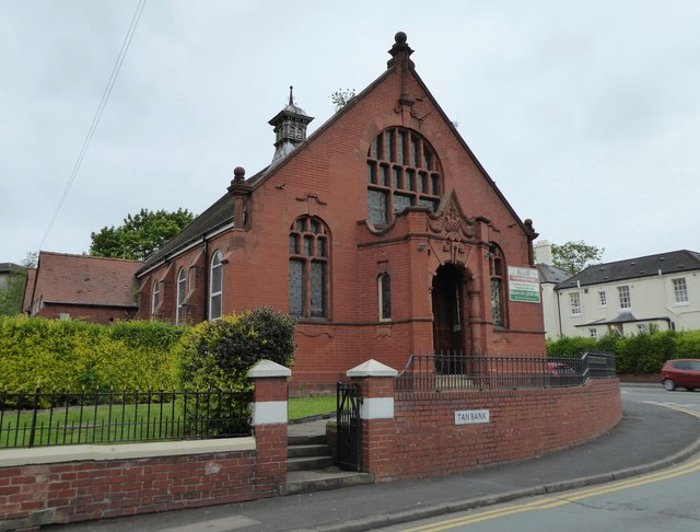 Wellington: Telford Central Mosque