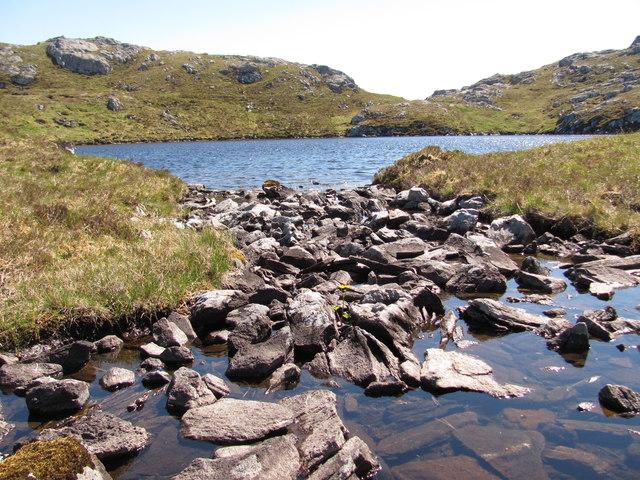 Loch Dearg outflow