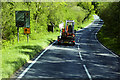 SU2300 : Northbound A35 Through the New Forest by David Dixon