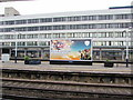 SU4112 : Your weekend starts here,  Southampton Central railway station by Jaggery