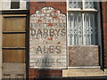 SP0091 : Ghost sign-West Bromwich, West Midlands by Martin Richard Phelan